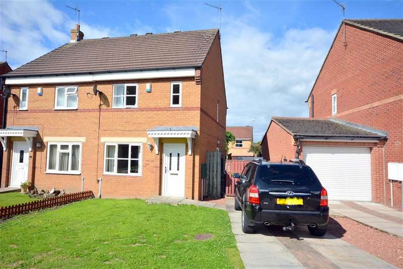 3 Bedrooms Town House for sale in Old Hall Farm Road, St. Helen Auckland, Bishop Auckland, DL14 9EQ