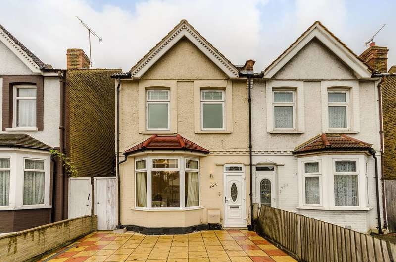 3 Bedrooms Semi Detached House for sale in Kingston Road, Kingston, KT1