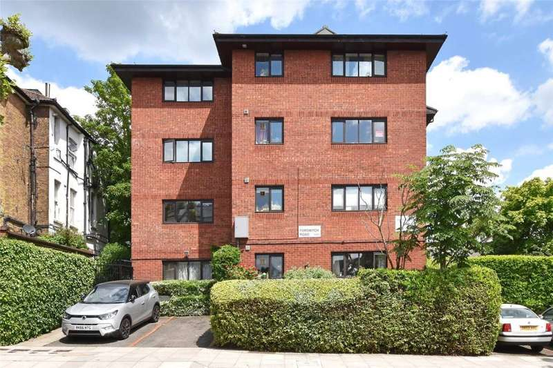 2 Bedrooms Flat for sale in Fordwych Road