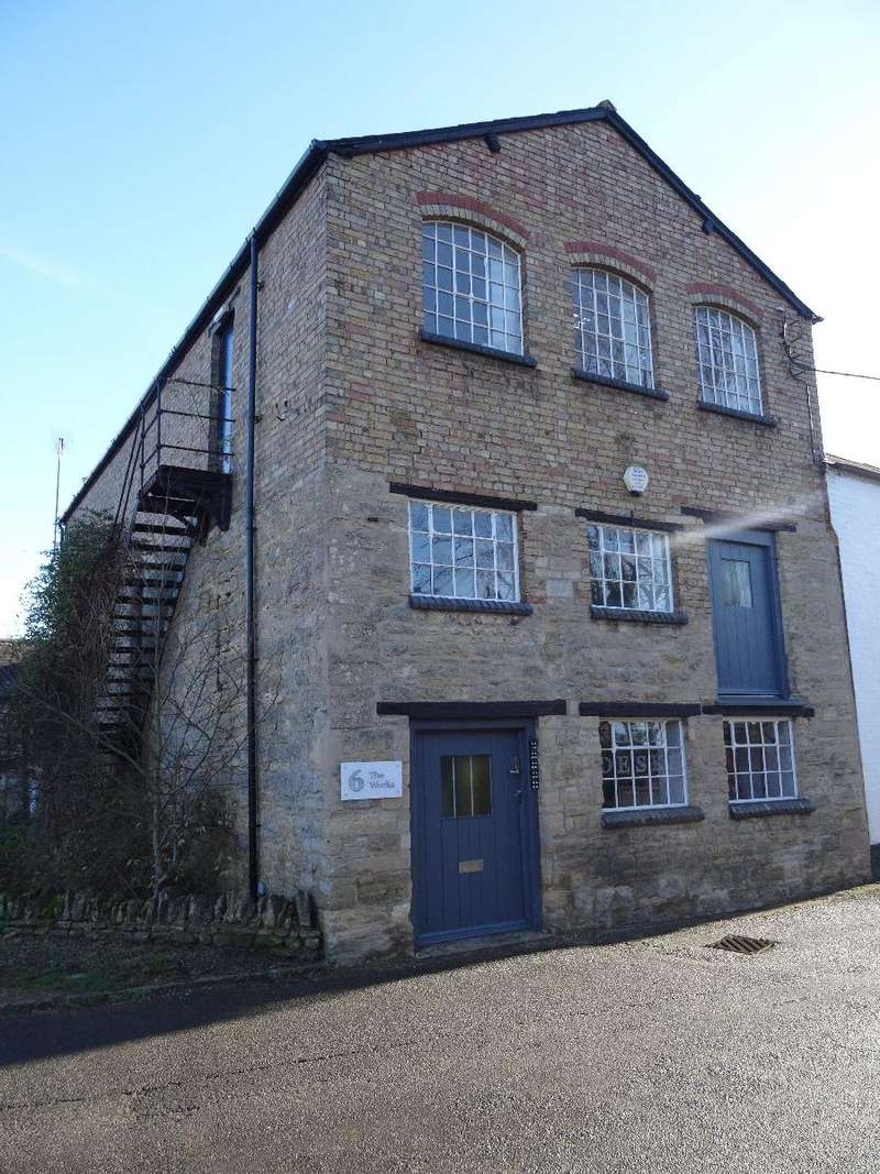Commercial Property for rent in THE OLNEY WORKS OLNEY