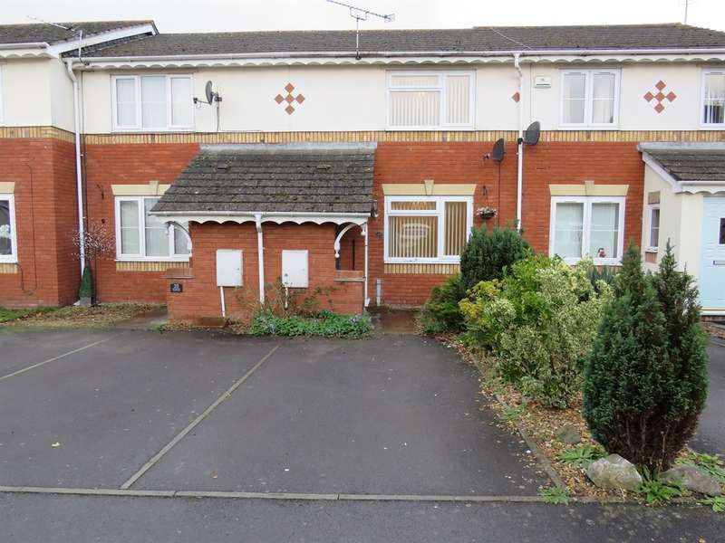 2 Bedrooms Terraced House for sale in Clos Mancheldowne, Barry