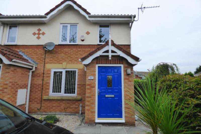 2 Bedrooms Terraced House for sale in Shropshire Gardens, St. Helens, WA10
