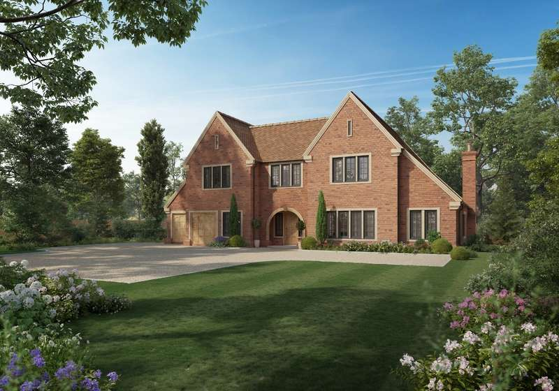 5 Bedrooms Detached House for sale in Clifton Grove, Chesham Bois, HP6