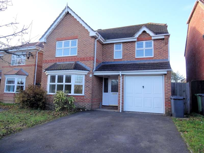 4 Bedrooms Detached House for sale in Crabtree Way, Old Basing