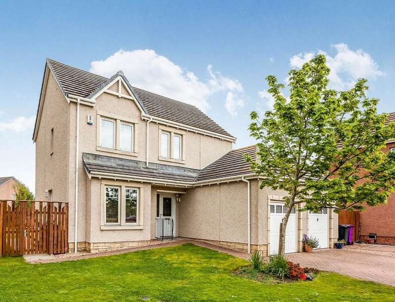 4 Bedrooms Detached House for sale in Swan Avenue, Montrose, DD10