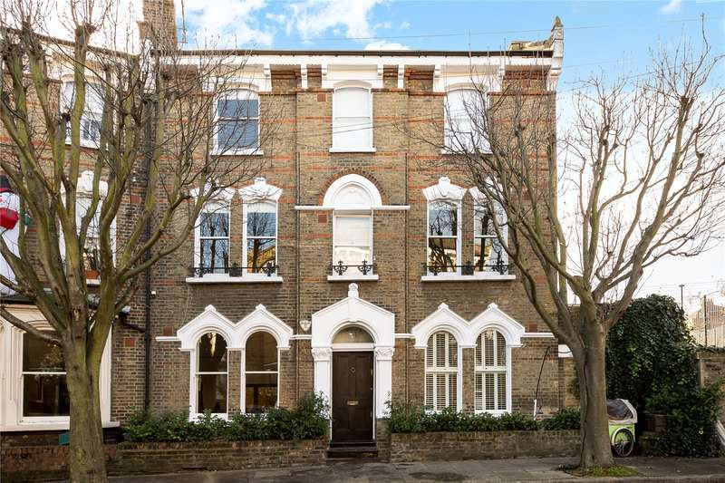 5 Bedrooms Mews House for sale in Crossley Street, London, N7