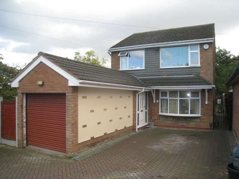 3 Bedrooms Detached House for sale in Parkes Hall Road, Dudley, DY1