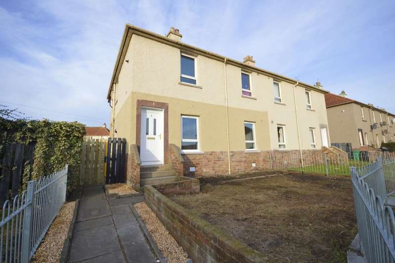 2 Bedrooms Flat for sale in Kinninmonth Street, Kirkcaldy, KY1