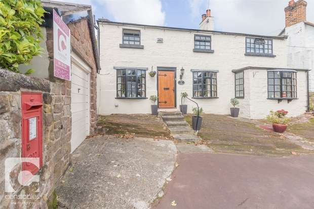 4 Bedrooms Cottage House for sale in The Village, Burton, Neston, Cheshire