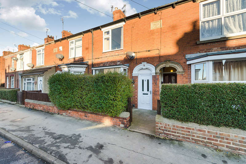 2 Bedrooms Terraced House for sale in Silverdales, Dinnington, Sheffield, S25