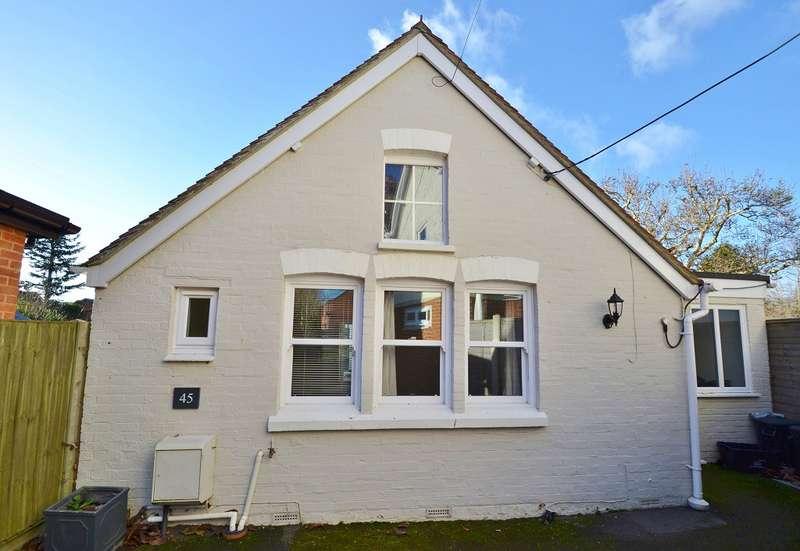2 Bedrooms Bungalow for sale in Fordingbridge