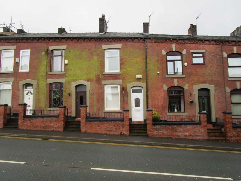 2 Bedrooms Terraced House for rent in Ripponden Road, Oldham