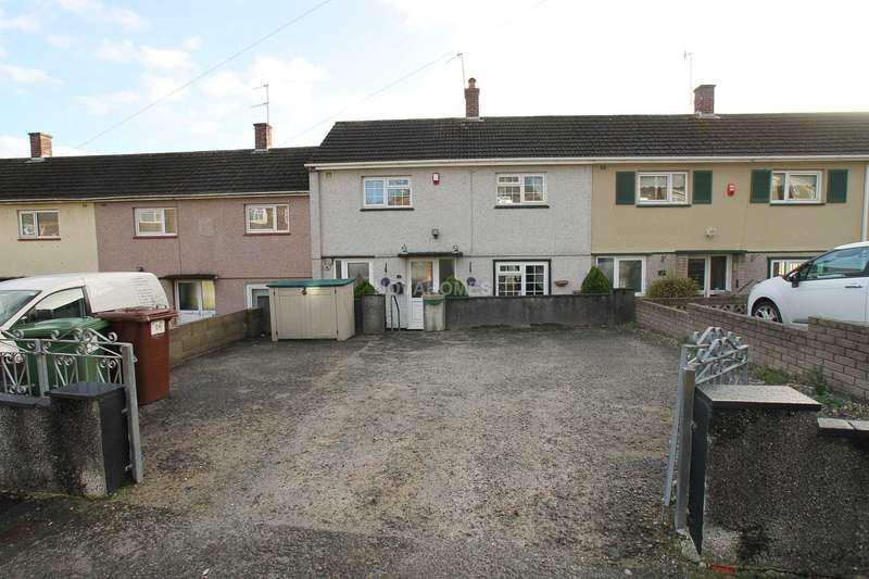 2 Bedrooms Terraced House for sale in Swinburne Gardens, Plymouth, PL5 3EP