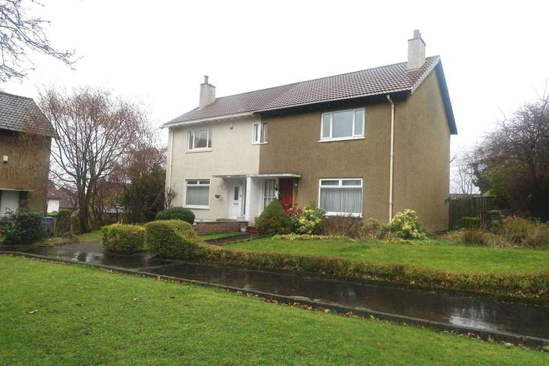 2 Bedrooms Semi Detached House for sale in Kinalty Road, Cathcart