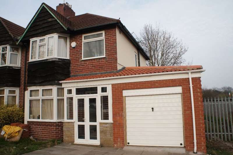 3 Bedrooms Semi Detached House for rent in Wolverhampton Rd South, Harborne/Quinton