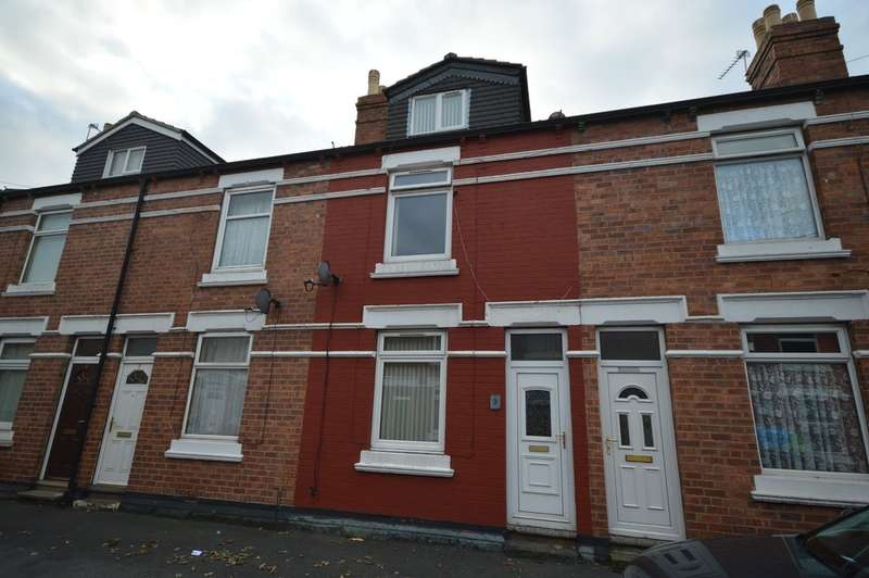 4 Bedrooms Terraced House for sale in Anderson Street, Wakefield
