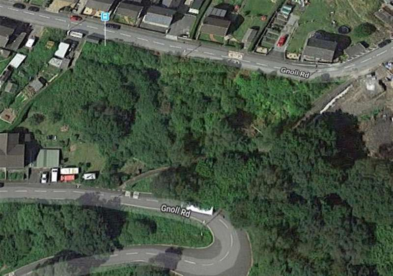 Land Commercial for sale in Gnoll Road, Godrergraig, Swansea