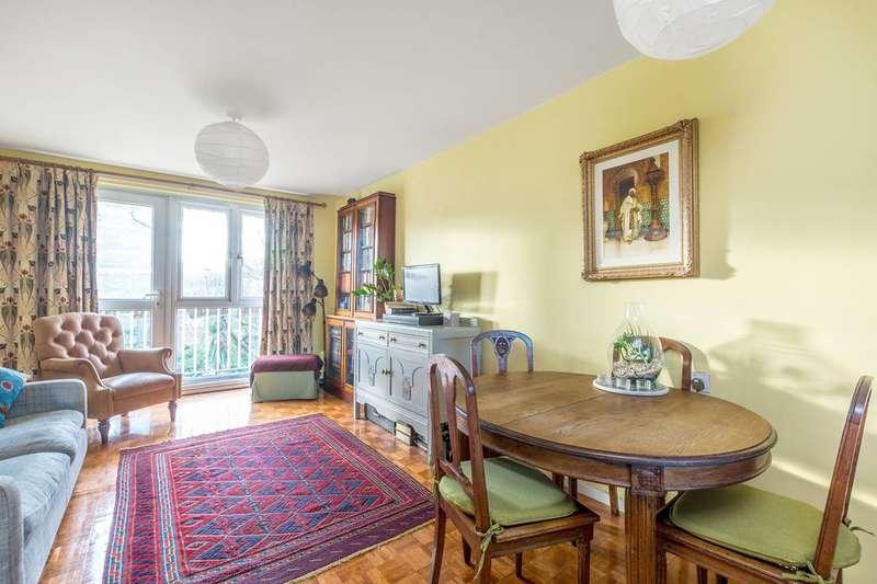 1 Bedroom Flat for sale in Darfield Way, North Kensington, W10