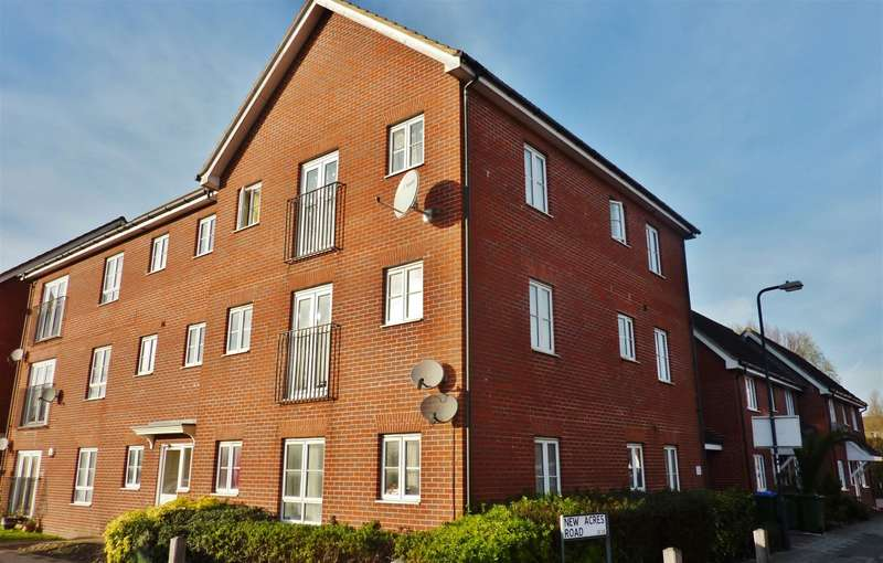 2 Bedrooms Flat for sale in Battery Road, Thamesmead, London, SE28 0JW