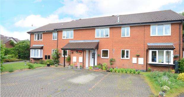 2 Bedrooms Terraced House for sale in Wingfield Gardens, Frimley, Camberley