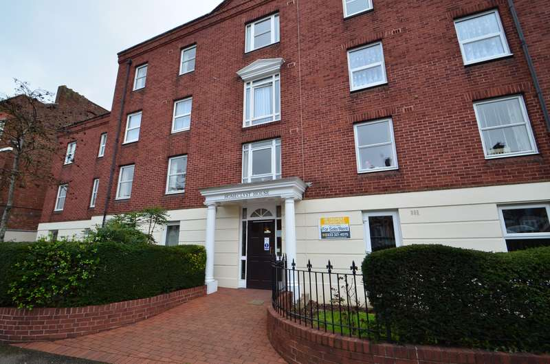 1 Bedroom Property for sale in Alphington Street , Exeter