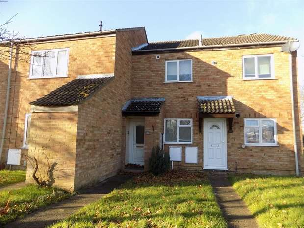1 Bedroom Maisonette Flat for sale in Willowbank Walk, Leighton buzzard, Bedfordshire