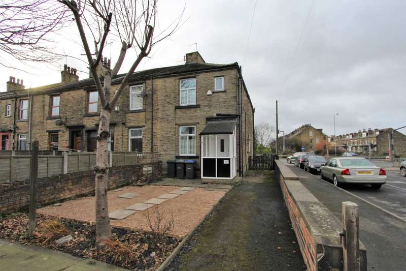 1 Bedroom End Of Terrace House for rent in Wakefield Road, Bradford