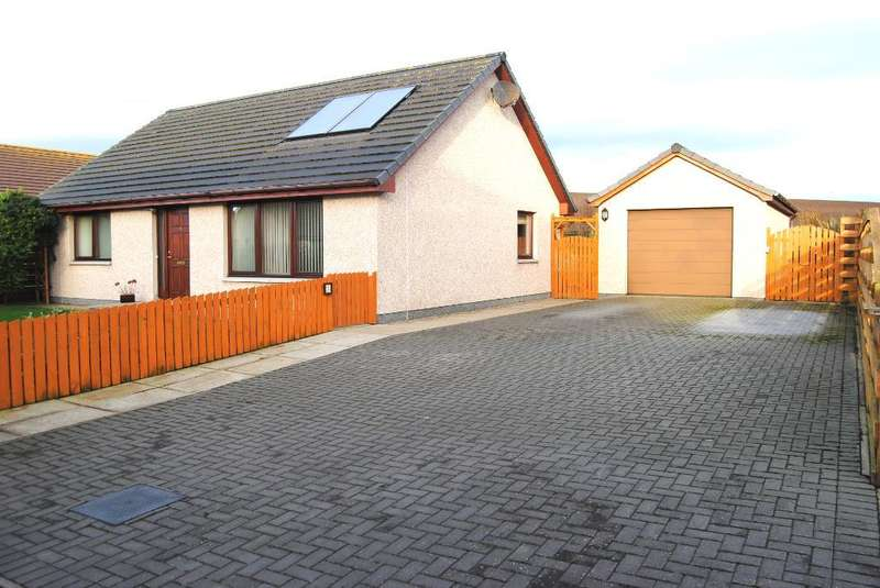 2 Bedrooms Detached House for sale in Carnegie Place, Portmahomack, IV20 1RB