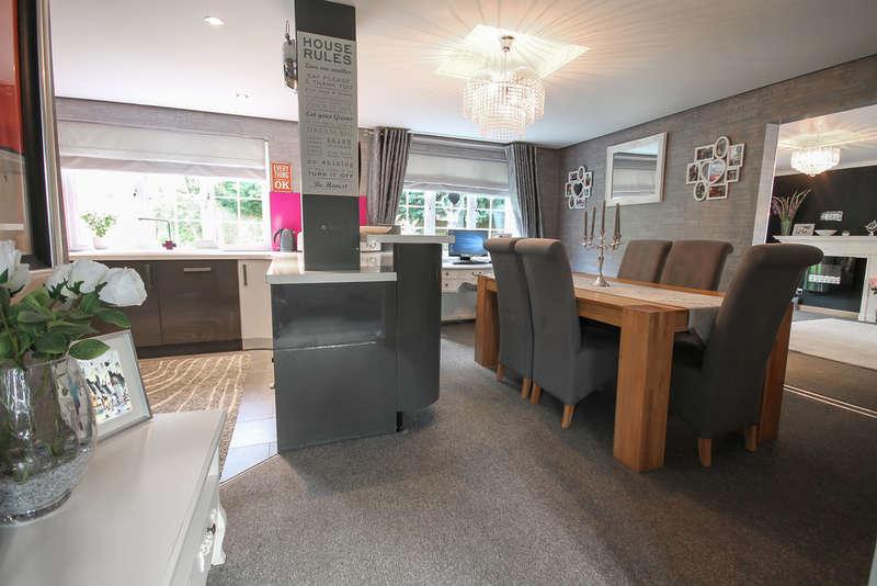 6 Bedrooms Detached House for sale in Garden Wood Road, East Grinstead