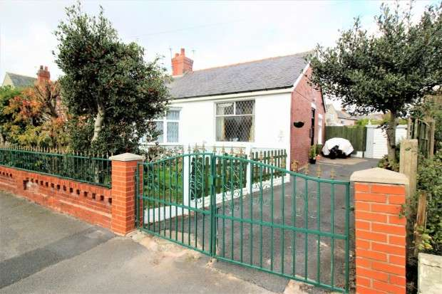 2 Bedrooms Bungalow for sale in Devonshire Avenue, Thornton Cleveleys, FY5