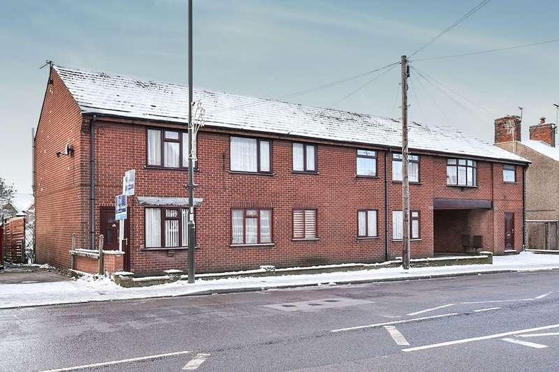 2 Bedrooms Semi Detached House for sale in A Nottingham Road, Somercotes, Alfreton, DE55