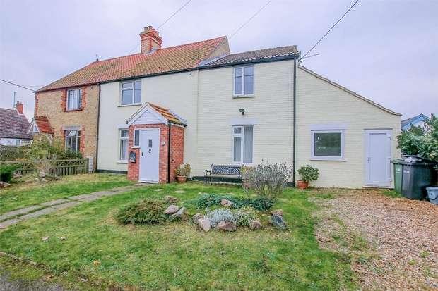6 Bedrooms Semi Detached House for sale in 17 Woodside Avenue, Dersingham