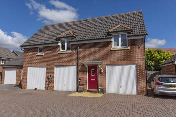 2 Bedrooms Detached House for sale in Dakota Way, EASTLEIGH, Hampshire
