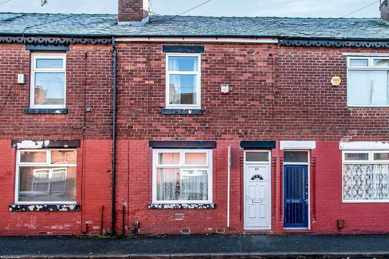 2 Bedrooms Terraced House for sale in Julius Street, Levenshulme, Manchester, M19