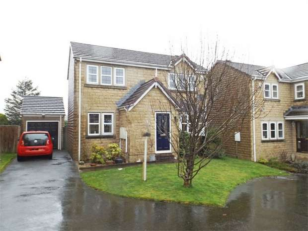 3 Bedrooms Detached House for sale in Highfell Rise, Keighley, West Yorkshire