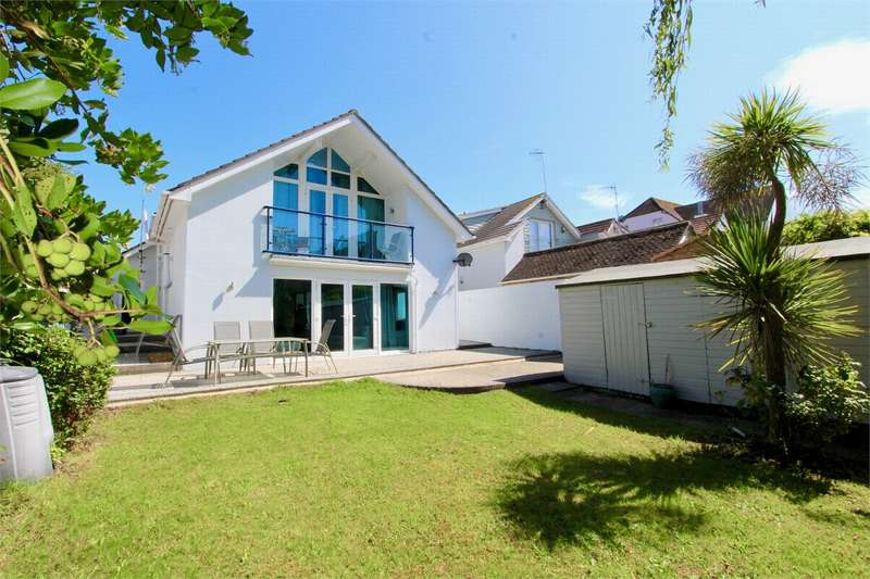 5 Bedrooms Detached House for sale in Lilliput, Poole