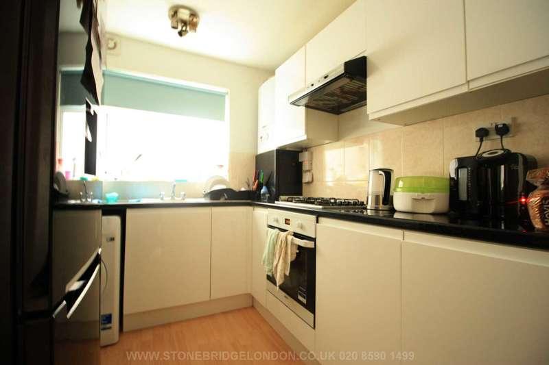 2 Bedrooms Maisonette Flat for sale in Windsor Road, London, E7