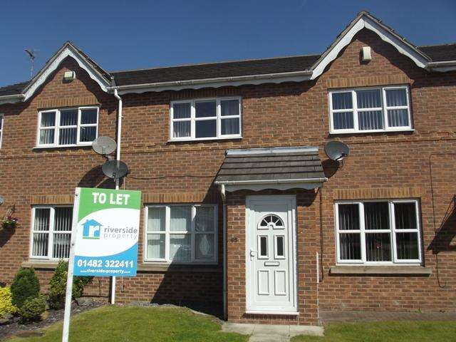 2 Bedrooms Town House for sale in Mast Drive, Victoria Dock, Hull, HU9 1ST