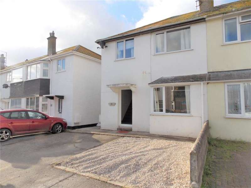 3 Bedrooms Semi Detached House for sale in Godolphin Road, Long Rock, Penzance
