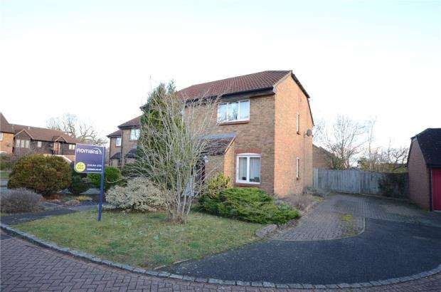2 Bedrooms End Of Terrace House for sale in Gooch Close, Twyford, Reading
