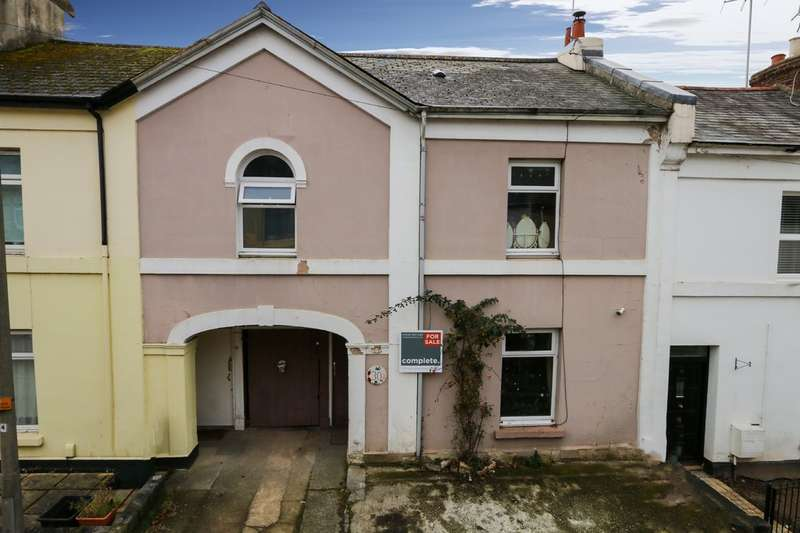 3 Bedrooms Terraced House for sale in Fairfield Terrace, Newton Abbot