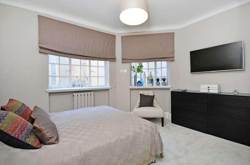 2 Bedrooms Flat for sale in Seymour Street, Marylebone, W1H