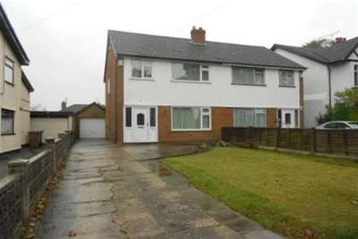 3 Bedrooms Semi Detached House for rent in Irby Road Pensby