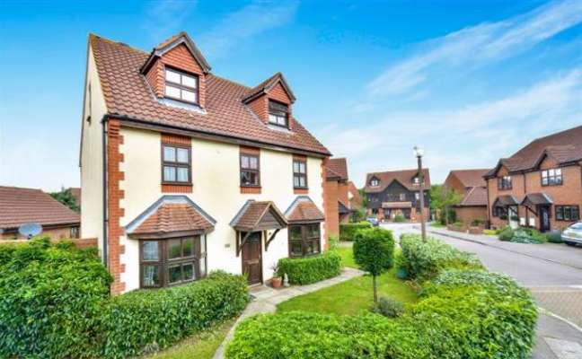 5 Bedrooms Detached House for sale in Deacon Place, Middleton, Milton Keynes, Buckinghamshire