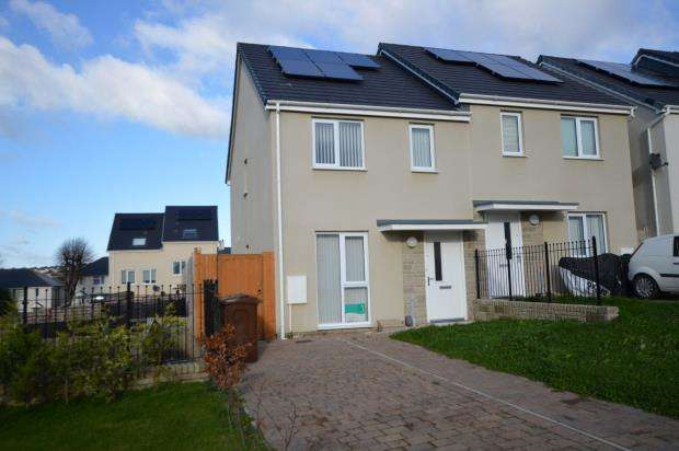 2 Bedrooms Semi Detached House for sale in Woodville Road, Plymouth, Devon