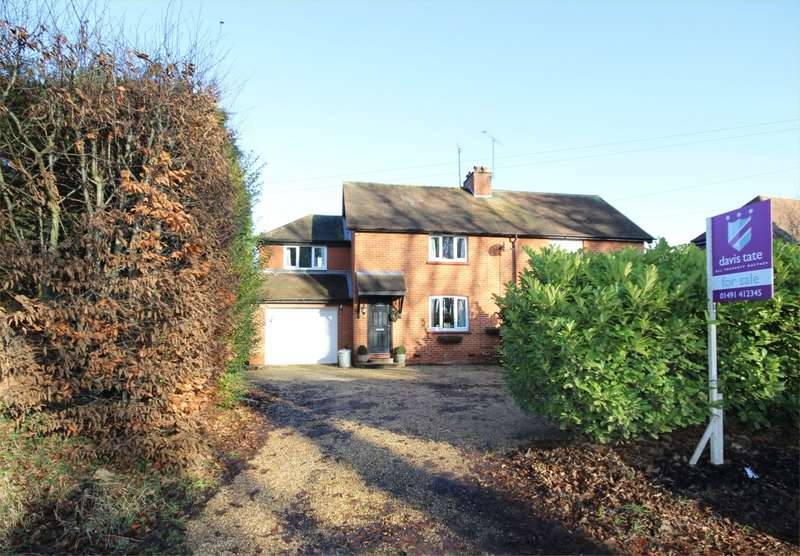 3 Bedrooms Semi Detached House for sale in Remenham Hill, Henley-On-Thames, RG9