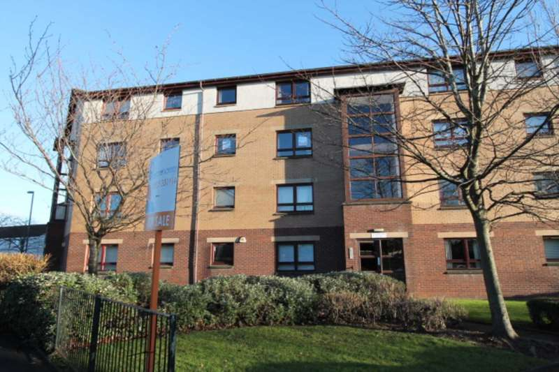 2 Bedrooms Flat for sale in Caledonia Court, Paisley