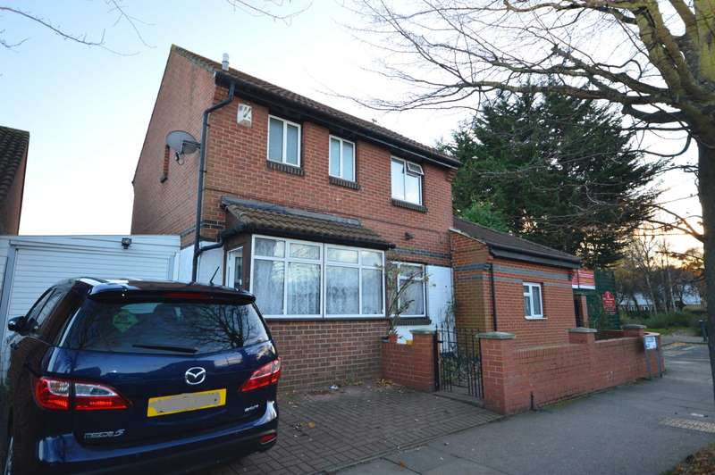 4 Bedrooms Detached House for sale in Rollesby Way, Thamesmead