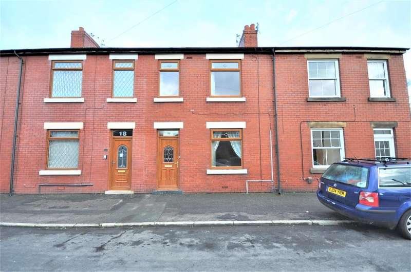 3 Bedrooms Terraced House for sale in Catherine Street, Wesham, Preston, Lancashire, PR4 3BP