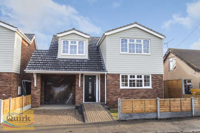 2 Bedrooms Detached House for sale in St Annes Road, Canvey Island, SS8